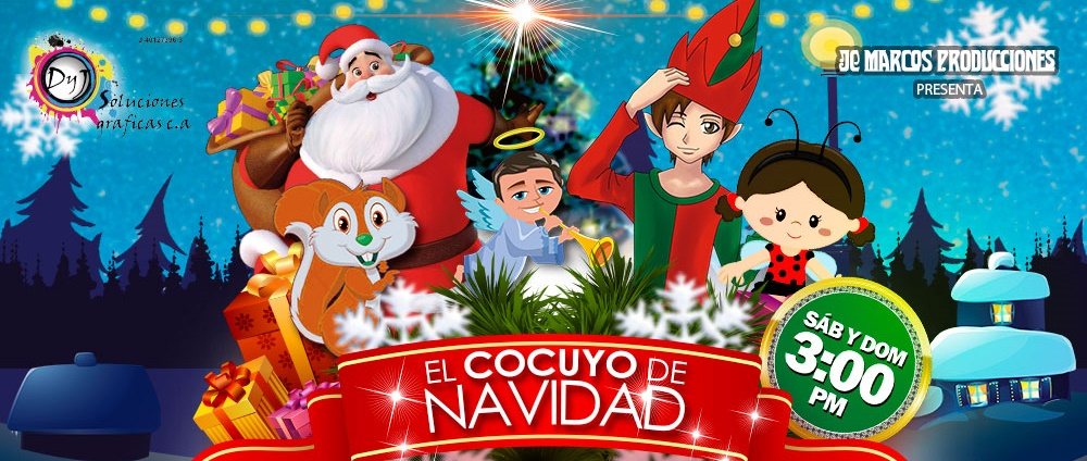 """""""El Cocuyo de Navidad"""" reflexionará sobre la verdadera felicidad"""