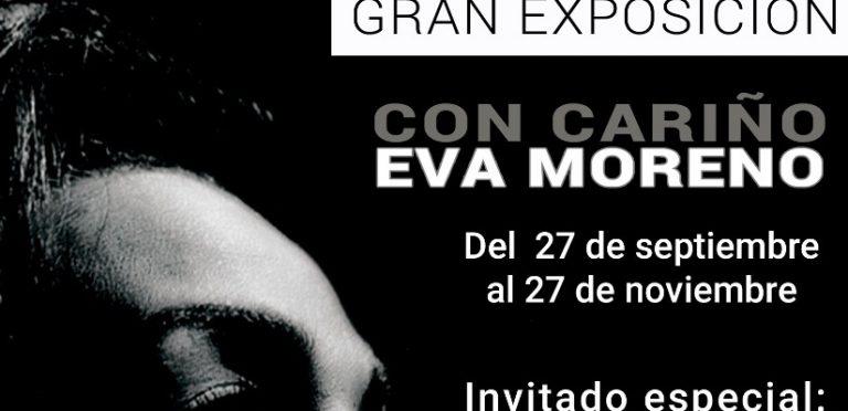 Comunicado: Cancelada Exposición en homenaje a Eva Moreno