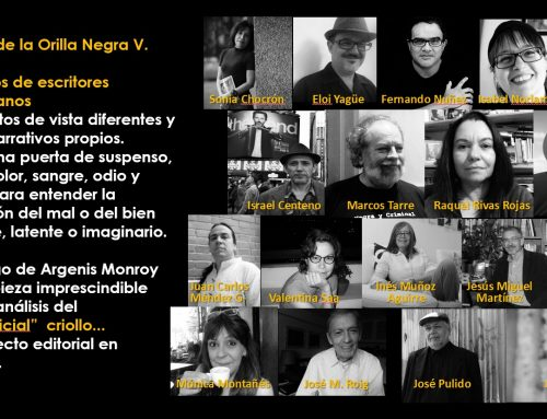 La novela negra protagoniza agenda literaria en Caracas