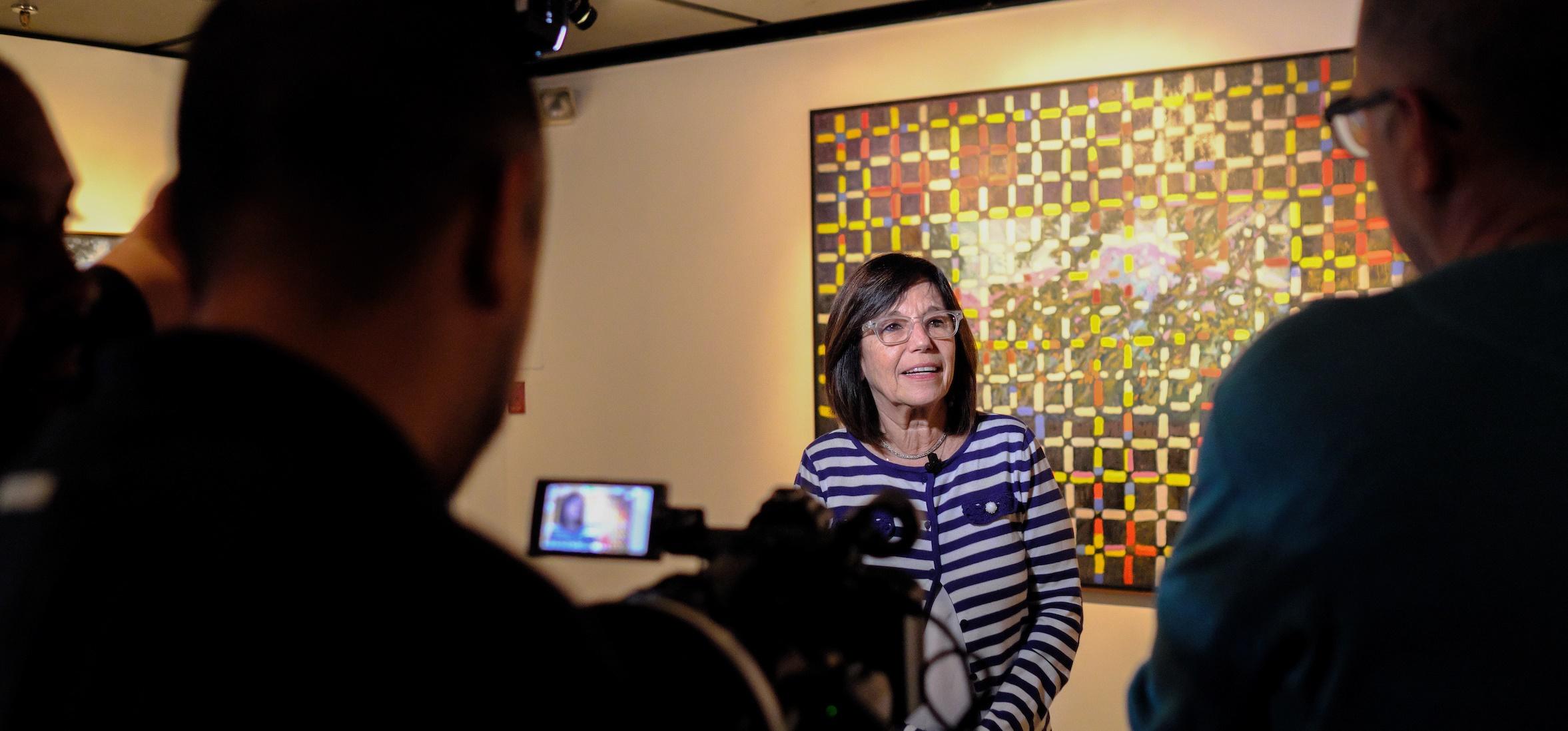 Galería CAF rinde homenaje a Caracas en sus 450 años