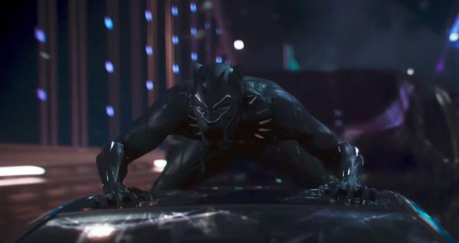 Black Panther muestra las garras en el nuevo trailer de la película
