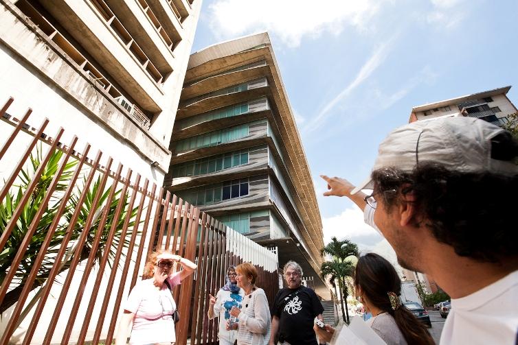 Cultura Chacao ofrece tour arquitectónico por El Rosal