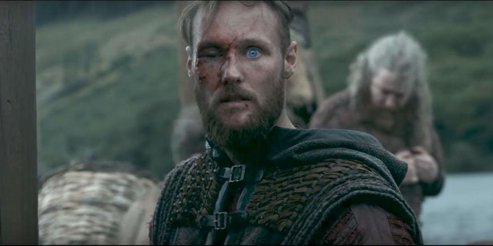 Primer y emocionante adelanto de la quinta temporada de Vikings