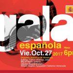 """""""Gala Española 2017""""  se presentará en el Teatro Teresa Carreño"""
