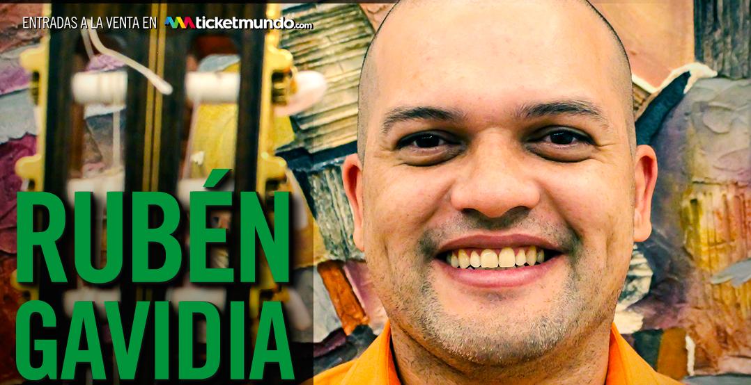 El guitarrista Rubén Gavidia presentará su proyecto artístico en Noches de Guataca