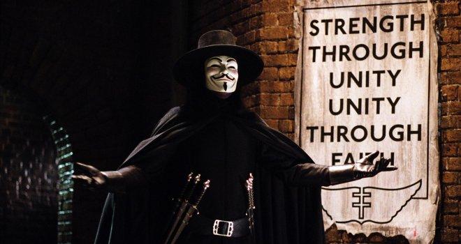 """""""V de Vendetta"""" podría ser adaptada a serie de televisión"""
