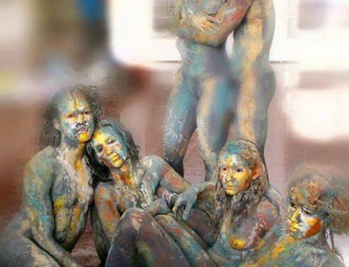 """El artista Iván Miguel Hernández-Rojas inicia con """" Libres"""" la """"2da Exposición por la Diversidad / Arte contra la discriminación"""