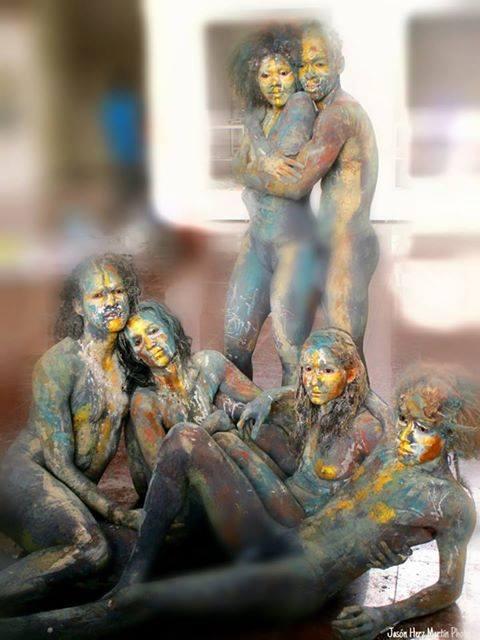 HUMANOS por Ivcan Herrnandez Rojas f jason hdez m 2016 gan expo diversidad