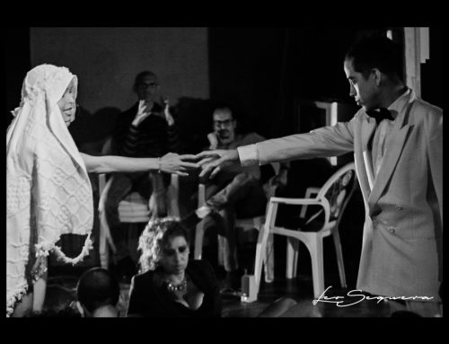 #Lorca1936LaObra llega al Galpón de San Fidel para dar muerte a Federico García Lorca