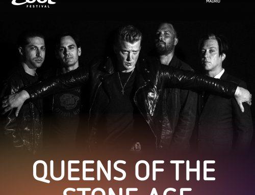 Madrid: Queens Of The Stone Age primera confirmación para el Mad Cool 2018
