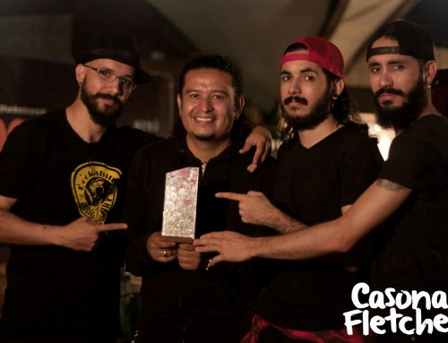 Casona Fletcher ganadores del Festival Caracas Rock and Roll