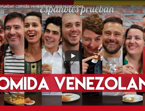 Mira este genial video de españoles pruebando comida venezolana por primera vez