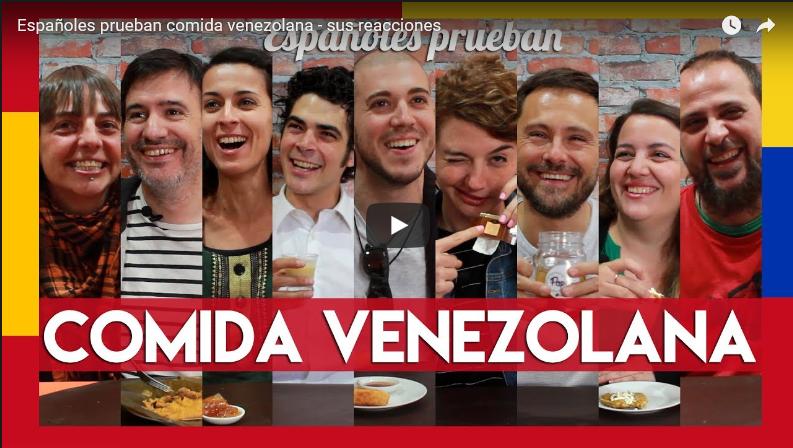 comida venezolana