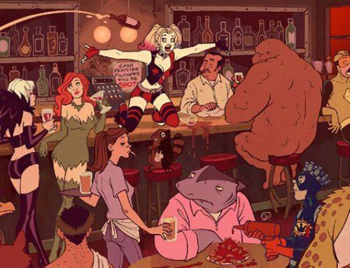 Harley Quinn tendrá su propia serie animada para adultos
