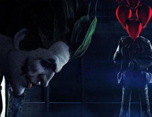 El Joker se enfrenta a Pennywise en un duelo épico