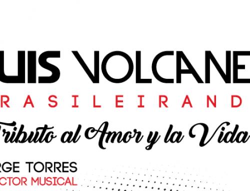 Luis Volcanes colmará de alegría brasileña el Trasnocho Lounge