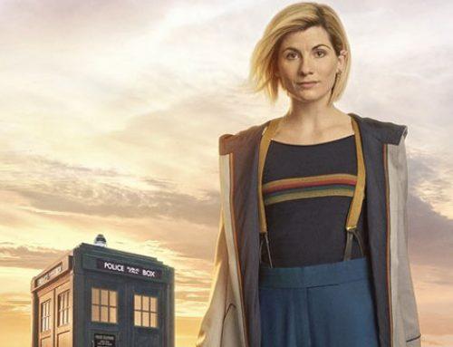 Así se verá la nueva encarnación de Doctor Who