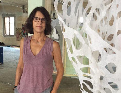 Venezolana Toña Vegas participa en Miami Art Basel con una obra en la muestra 'RAW'