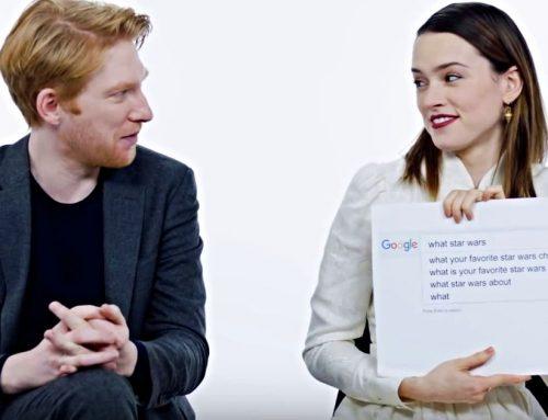 El reparto de Star Wars: The Last Jedi contesta a las preguntas más consultadas sobre la película