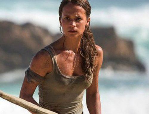 Nuevo póster de Tomb Raider