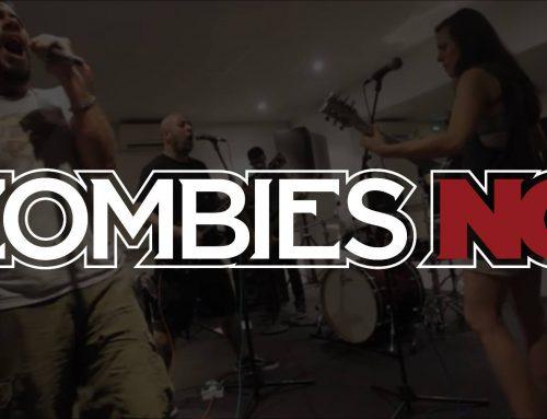 Zombies No anuncia la fecha de estreno de 'Divided We Fall', su nuevo disco