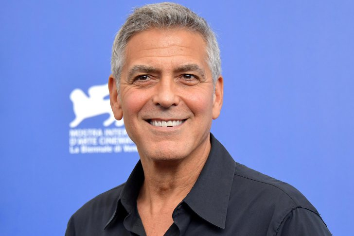 VENICE, ITALY - SEPTEMBER 02:  George Clooney attends the 'Suburbicon' photocall during the 74th Venice Film Festival on September 2, 2017 in Venice, Italy.  (Photo by Dominique Charriau/WireImage)