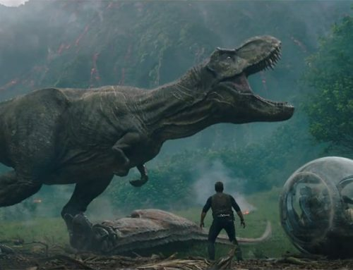 Explosivo primer trailer de Jurassic World: Fallen Kingdom