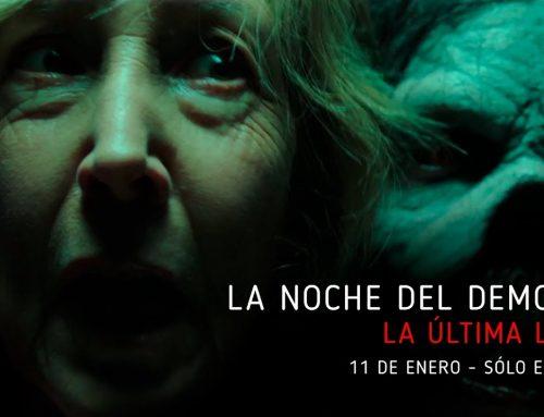 Aterrador trailer de La Noche Del Demonio 4: La Última Llave