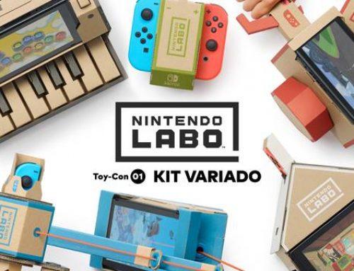 Nintendo Lado, el accesorio de Nintendo Switch para niños y adultos