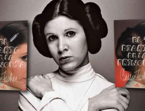 Carrie Fisher ganó un Grammy póstumo