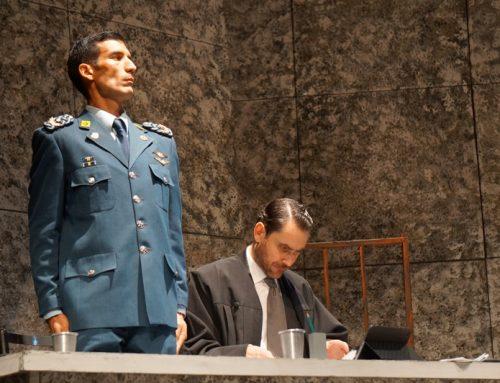 """Con la obra teatral """"Terror"""" el público será juez en el Centro Cultural Chacao"""