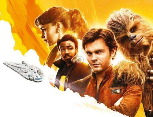 "Sinopsis oficial de ""Solo: A Star Wars Story"""