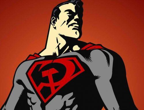 Bruce Timm quiere hacer una adaptación animada del cómic Superman: Red Son