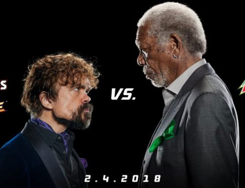 Peter Dinklage y Morgan Freeman son raperos en uno de los comerciales para la Super Bowl