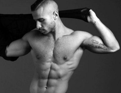 Paolo Bellucci el chico Sexy Rock de la semana