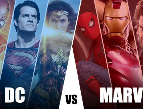 DC vs Marvel ¿Cuál es el más popular en Estado Unidos?