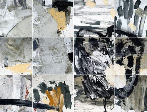 La subjetividad en las obra de Paul Parrella se exhibe en Beatriz Gil Galería