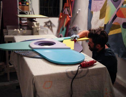 Fabian Solymar DAGOR presenta 'Impulzus' en el Centro de Arte Los Galpones