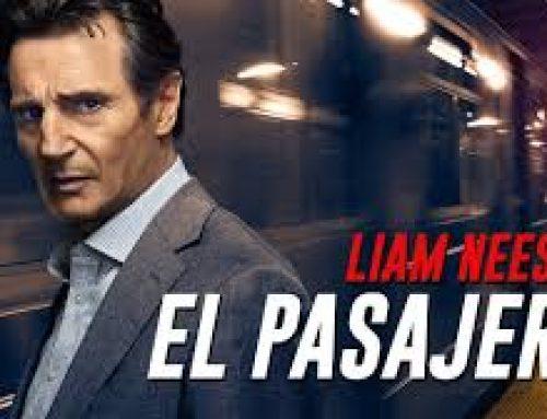 """El pasajero"" La última pateada de trasero de Liam Neeson"