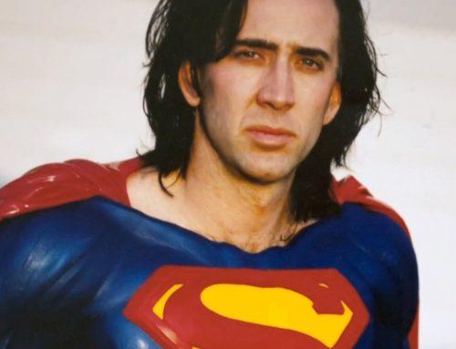 Nicolas Cage sí será Superman