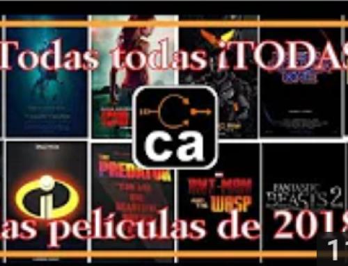 Todas las películas que verás en 2018 en Venezuela