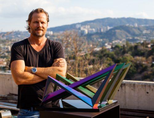 Artista venezolano Miguel Prypchan exhibe su obra en el Museo de Arte Geométrico y MADI de Dallas
