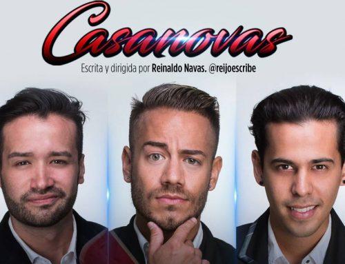 """""""Casanovas"""" paseará al público por divertidas confesiones y realidades de las técnicas de seducción masculinas"""
