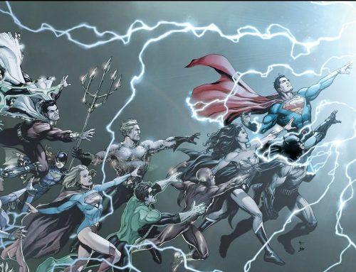 Rumores indican que DC Comics harán un nuevo relanzamiento de sus cómics