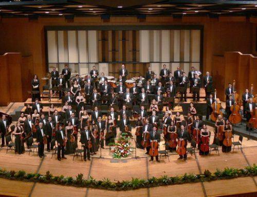 """La Orquesta Sinfónica de Venezuela presenta: """"Las Cuatro Estaciones"""" en Los Galpones"""