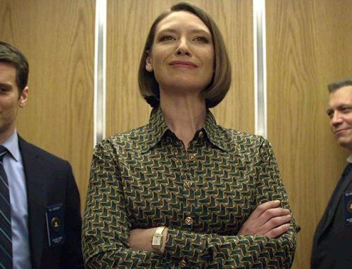 El próximo proyecto de David Fincher es la segunda temporada de Mindhunter
