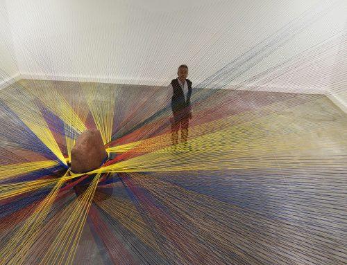 Artista venezolano Milton Becerra presenta exposición individual  en el Museo de Arte Contemporáneo de Lima, Perú