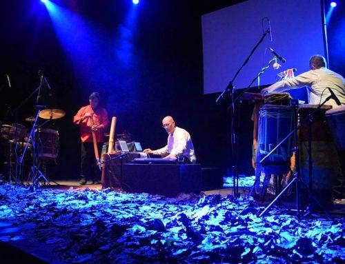 Música contemporánea en Los Galpones con Etnoe3