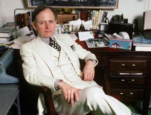 Murió el escritor y periodista Tom Wolfe