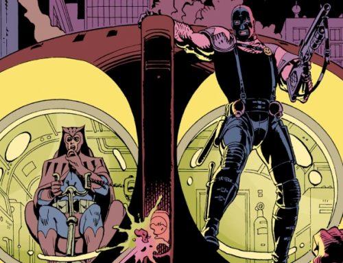 La serie de Watchmen ya tiene a sus protagonistas